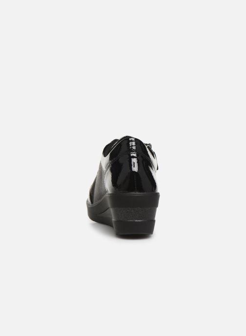 Sneaker Remonte Elisa schwarz ansicht von rechts