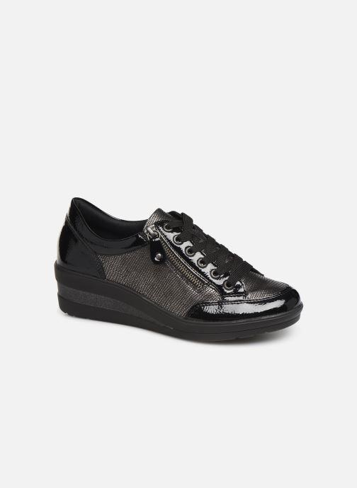 Sneakers Remonte Elisa Sort detaljeret billede af skoene