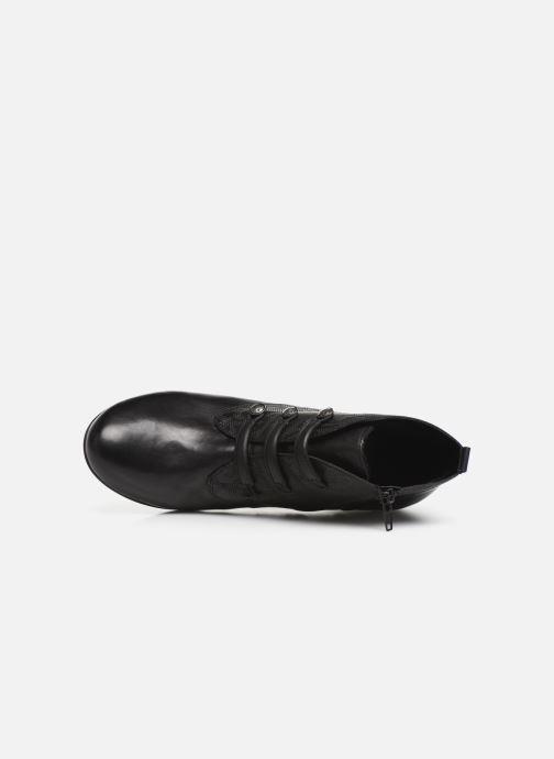Boots en enkellaarsjes Remonte Moana Zwart links