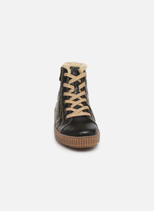 Bottines et boots Remonte Doulou Noir vue portées chaussures