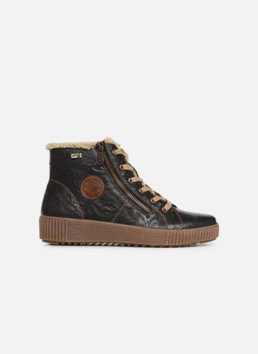 Bottines et boots Remonte Doulou Noir vue derrière