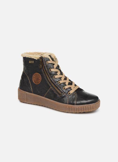 Bottines et boots Remonte Doulou Noir vue détail/paire