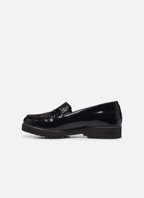 Loafers Remonte Alba Black front view