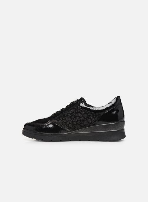 Sneaker Remonte Kloé schwarz ansicht von vorne