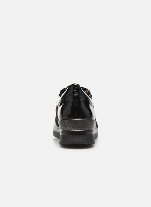 Sneaker Remonte Kloé schwarz ansicht von rechts
