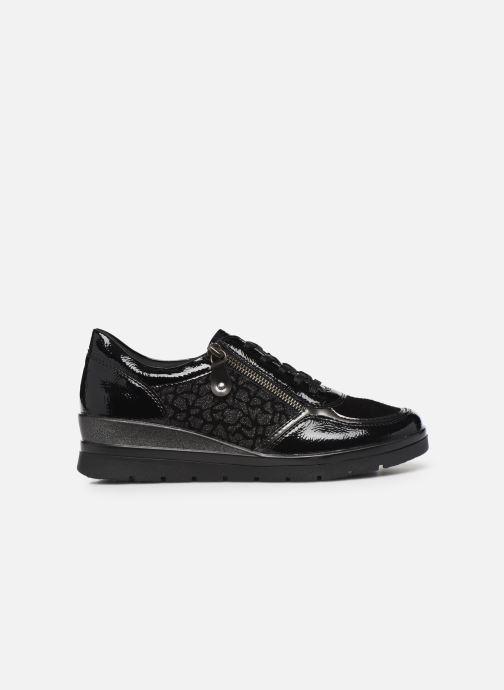 Sneaker Remonte Kloé schwarz ansicht von hinten