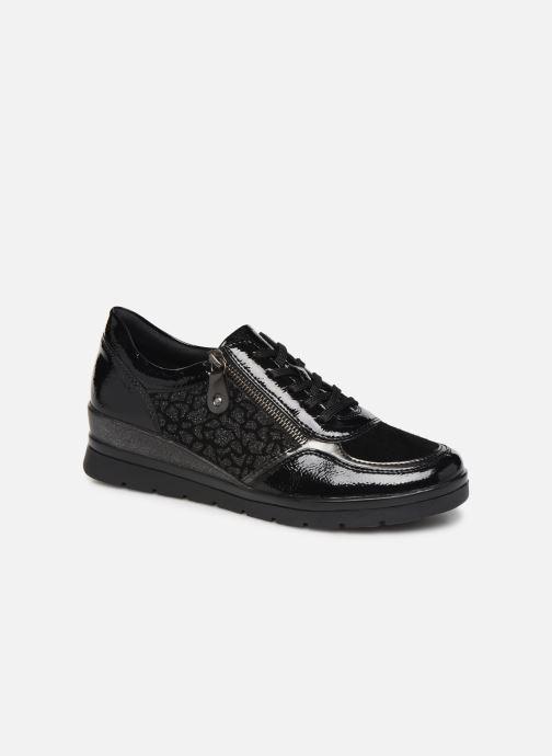Sneaker Remonte Kloé schwarz detaillierte ansicht/modell