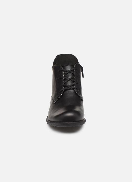 Bottines et boots Remonte Albia Noir vue portées chaussures
