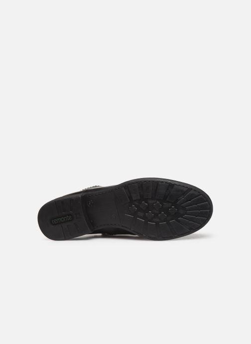 Bottines et boots Remonte Albia Noir vue haut