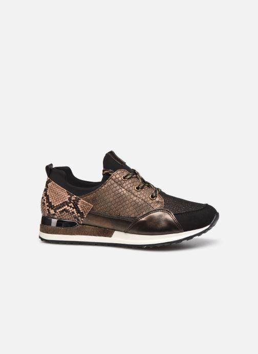Sneaker Remonte Nia braun ansicht von hinten