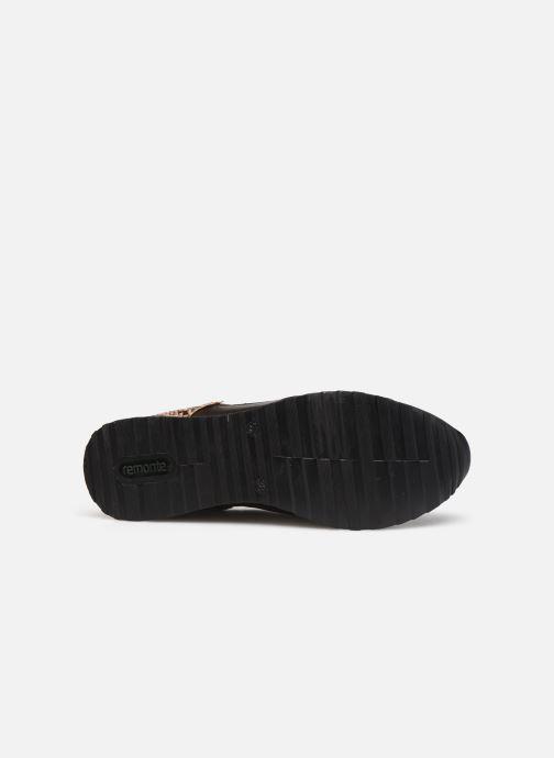 Sneaker Remonte Nia braun ansicht von oben