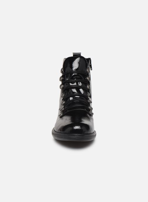 Bottines et boots Remonte Fabra Noir vue portées chaussures