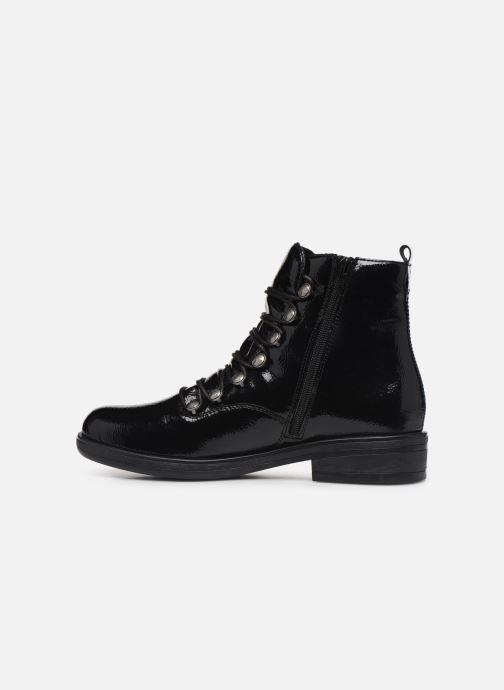 Bottines et boots Remonte Fabra Noir vue face