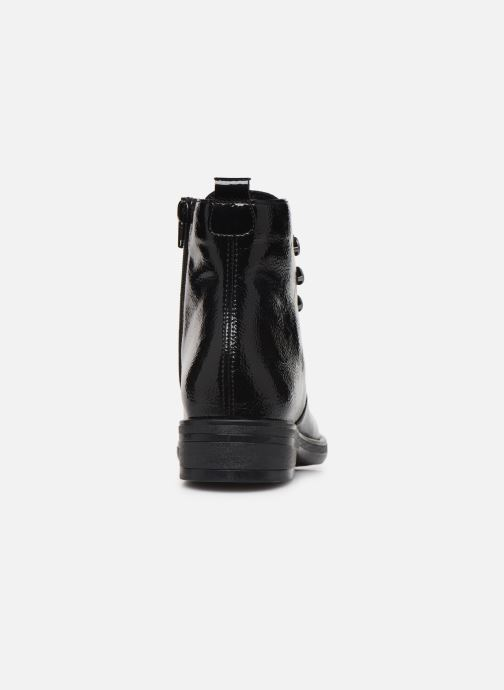 Bottines et boots Remonte Fabra Noir vue droite