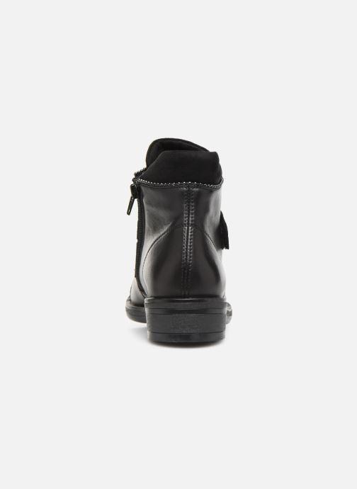 Bottines et boots Remonte Hulio Noir vue droite