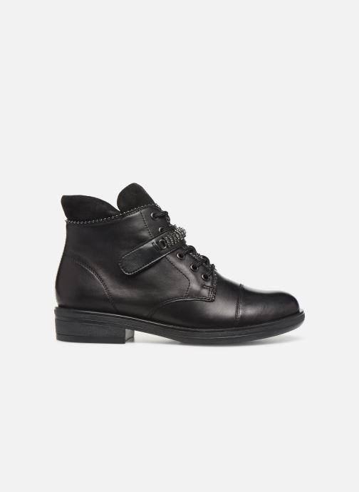 Bottines et boots Remonte Hulio Noir vue derrière