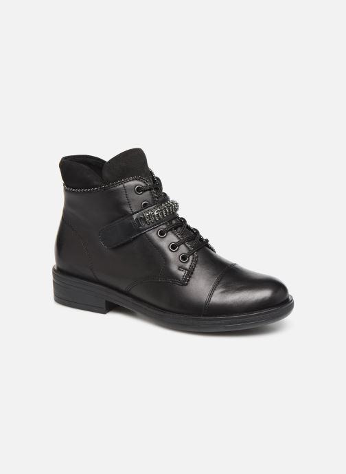 Bottines et boots Remonte Hulio Noir vue détail/paire