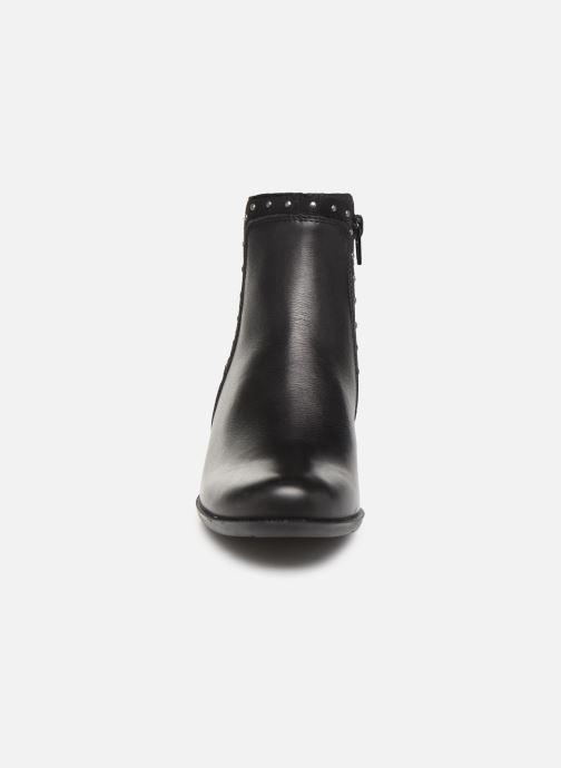 Bottines et boots Remonte Léa Noir vue portées chaussures