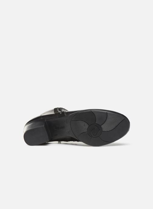 Bottines et boots Remonte Léa Noir vue haut