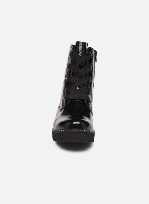 Bottines et boots Remonte Jody Noir vue portées chaussures