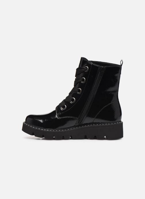Bottines et boots Remonte Jody Noir vue face