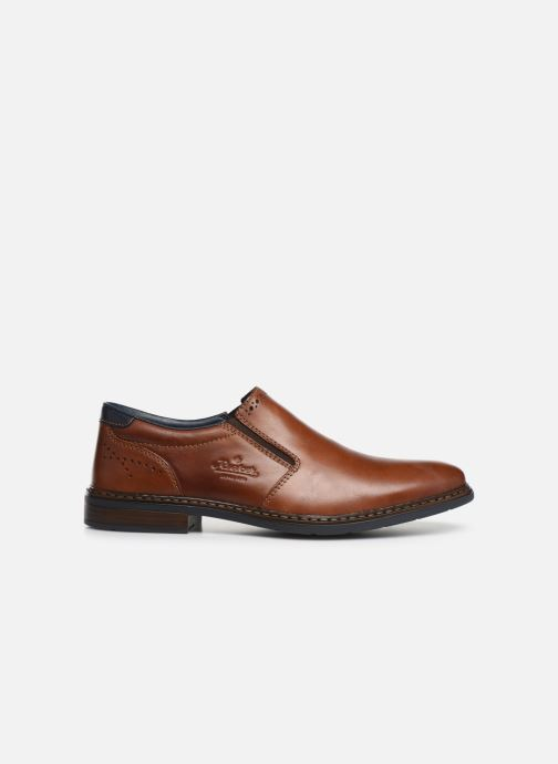 Loafers Rieker Dury Brown back view