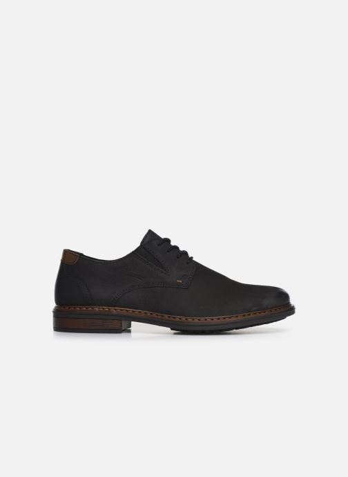Chaussures à lacets Rieker Rim Noir vue derrière
