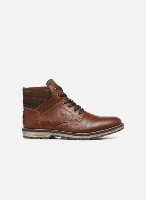 Boots en enkellaarsjes Rieker Steph Bruin achterkant