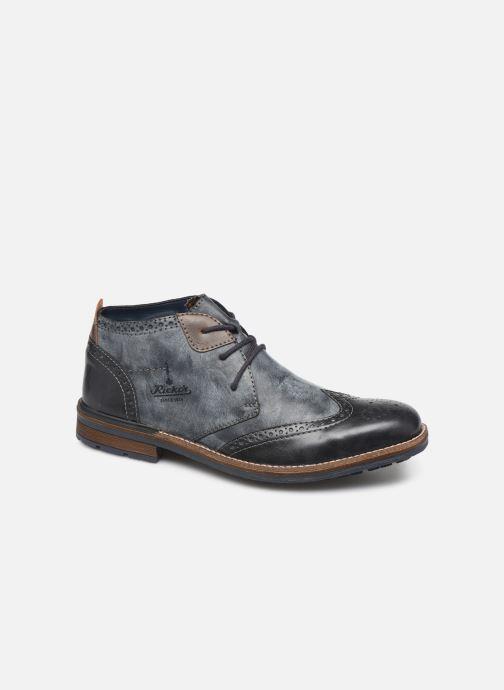 Ankelstøvler Rieker Niro Blå detaljeret billede af skoene