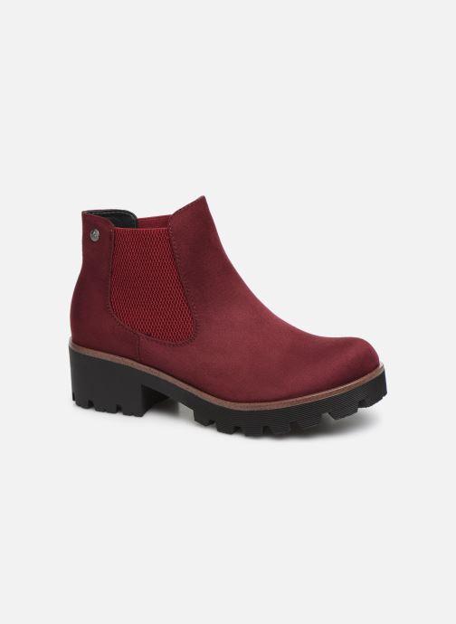 Bottines et boots Rieker Helene Bordeaux vue détail/paire