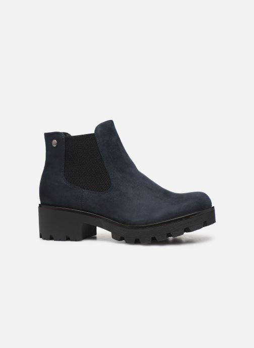 Bottines et boots Rieker Helene Bleu vue derrière