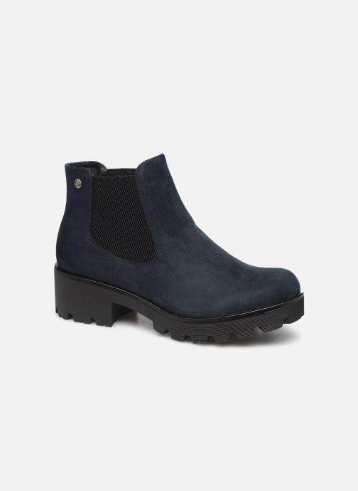 Bottines et boots Rieker Helene Bleu vue détail/paire