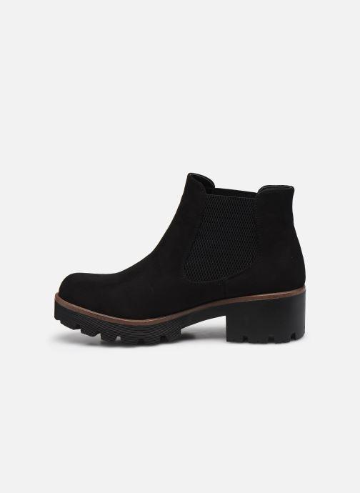 Bottines et boots Rieker Helene Noir vue face