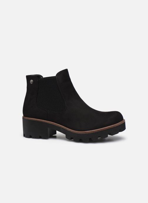 Bottines et boots Rieker Helene Noir vue derrière