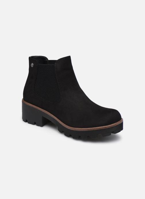 Bottines et boots Rieker Helene Noir vue détail/paire