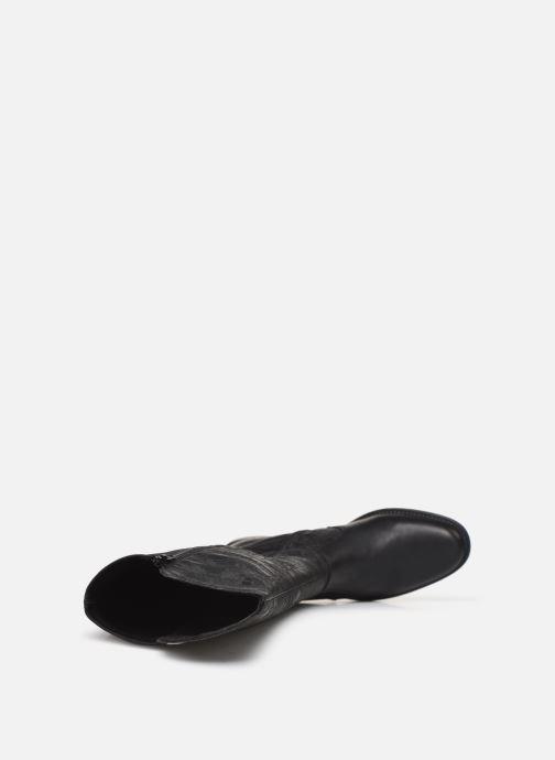 Støvler & gummistøvler Rieker Hori Sort se fra venstre