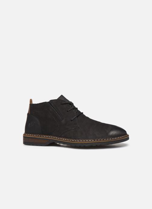 Bottines et boots Rieker Noé Noir vue derrière