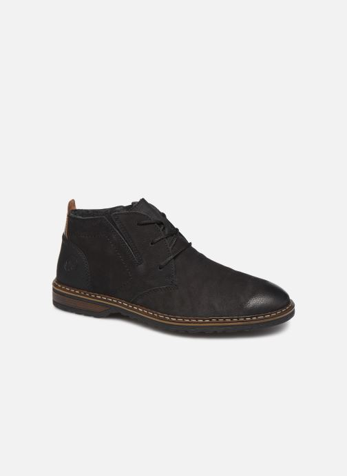 Bottines et boots Rieker Noé Noir vue détail/paire