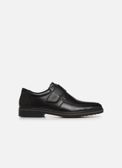 Chaussures à scratch Rieker Léo Noir vue derrière