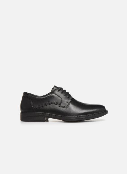 Chaussures à lacets Rieker Nel Noir vue derrière