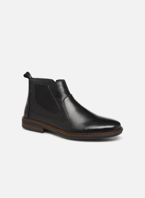 Ankelstøvler Rieker Phil Sort detaljeret billede af skoene