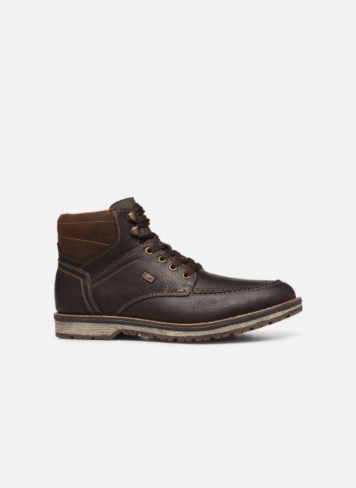 Bottines et boots Rieker Theodore Marron vue derrière