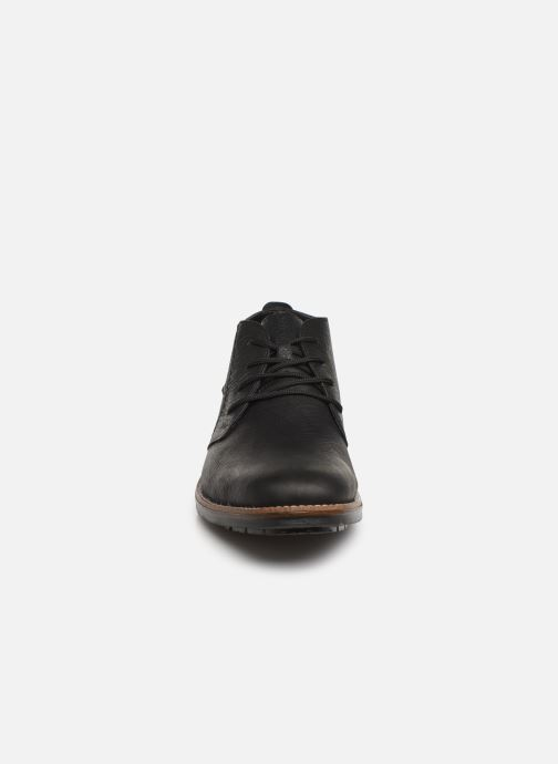Bottines et boots Rieker Fabrice Noir vue portées chaussures