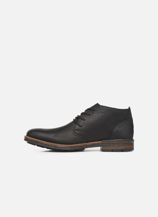 Bottines et boots Rieker Fabrice Noir vue face