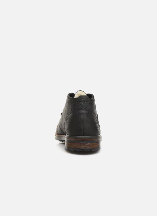 Bottines et boots Rieker Fabrice Noir vue droite