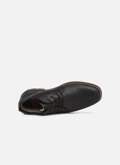 Bottines et boots Rieker Fabrice Noir vue gauche