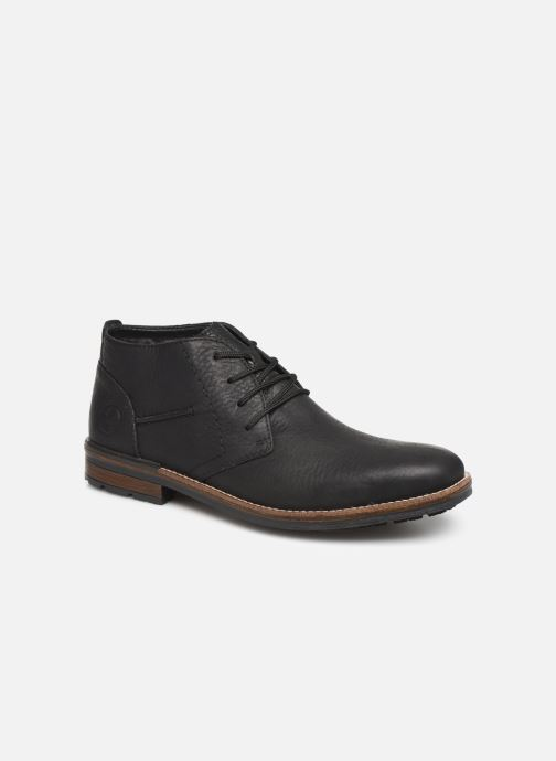 Bottines et boots Rieker Fabrice Noir vue détail/paire