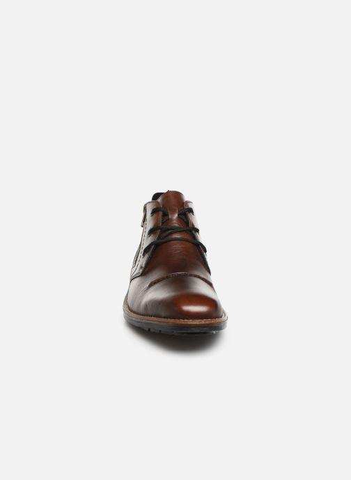 Bottines et boots Rieker Odin Marron vue portées chaussures