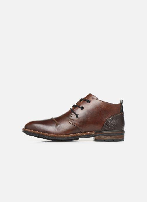 Boots en enkellaarsjes Rieker Odin Bruin voorkant