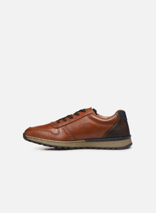 Sneakers Rieker Eric Bruin voorkant
